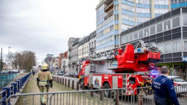 125 interventions des pompiers à 18h