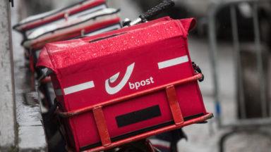 Grève chez Bpost dans trois communes bruxelloises : distribution du courrier perturbée