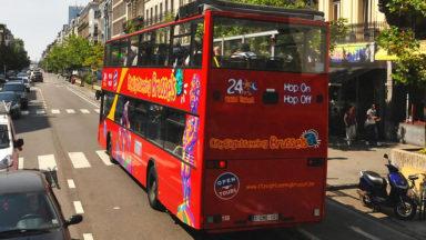 """Les bus touristiques """"hop on – hop off"""" seront électriques"""