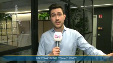 Womanly : un espace de co-working réservé exclusivement aux femmes, ouvre ses portes à Bruxelles