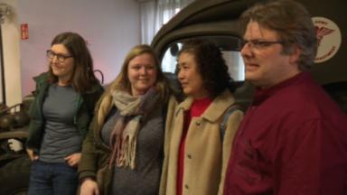 Coronavirus : les huit Belges mis en quarantaine sont sortis de l'hôpital militaire de Neder-over-Heembeek