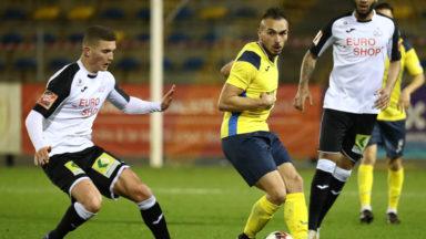 L'Union partage l'enjeu face à Roulers après avoir mené 3-0 au repos