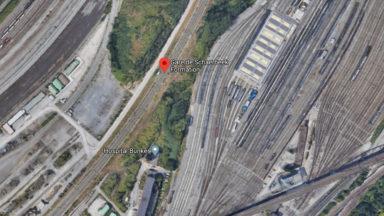 Deux wagons en feu en gare de Schaerbeek Formation : le trafic a repris