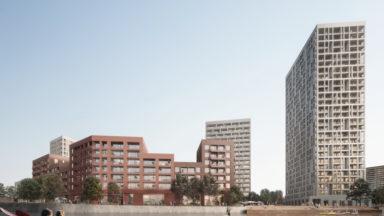 Anderlecht : l'aménagement du quai de Biestebroeck à l'enquête publique