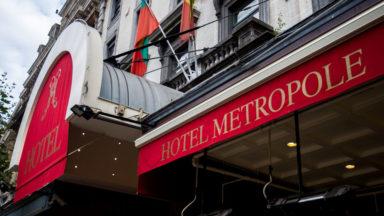100 hôtels bruxellois ont fermé leurs portes