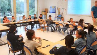 50.000 enfants sont inscrits dans l'enseignement néerlandophone