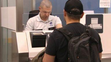 Actions de la police aéroportuaire : peu de perturbations ce mercredi, actions suspendues après vendredi