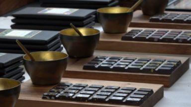Le salon du chocolat bat son plein à Tour et Taxis jusqu'au 16 février
