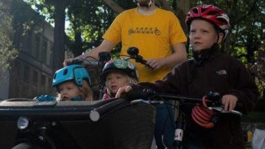 Le vélo a été utilisé près de 9% en plus pour se déplacer à Bruxelles l'an dernier