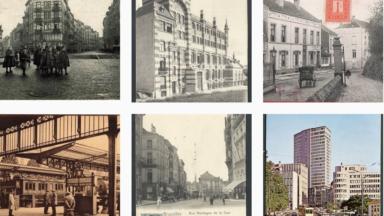 Le Bruxelles d'antan s'expose sur un compte Instagram