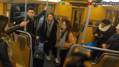 """""""Would you react?"""" : une vidéo sur le racisme anti-asiatique lié au coronavirus"""