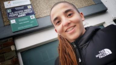 Berchem: une rue temporairement renommée en l'honneur d'Amal Amjahid