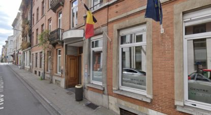 Auberge de jeunesse Centre Van Gogh - Saint-Josse Rue Traversière - capture Google Street View