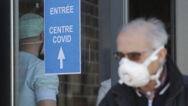 La Belgique compte près de 54 nouveaux cas de covid-19 pour 100.000 habitants