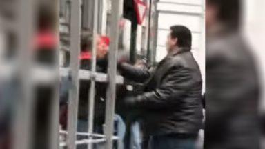 Une enquête en cours sur une femme giflée par un policier après la Marche des Femmes