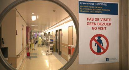 Cliniques Saint-Jean - Coronavirus Pas de visite - Capture BX1