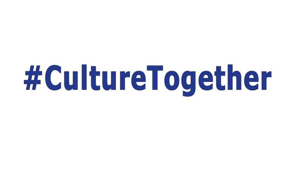 Culture Together - Logo Be Culture