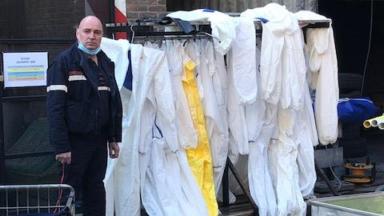 """Les pompiers bruxellois inquiets : """"On va manquer de matériel"""""""