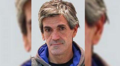 Disparition Daniel Campos de Sausa Concalves - Photo Police fédérale