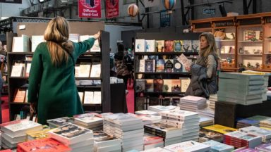 """Littérature : la Foire du livre proposera un """"Flirt flamand"""""""