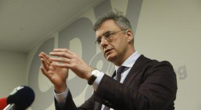 Joachim Coens - Président CD&V - Belga Thierry Roge