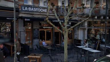 Cimetière d'Ixelles : le restaurant La Bastoche est à vendre