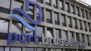13% de trafic en moins pour le port de Bruxelles suite à la crise sanitaire