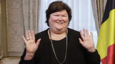 Coronavirus : Maggie De Block communiquera chaque jour à 10h sur d'éventuels nouveaux cas