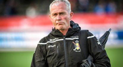 Shane McLeod - Entraîneur Coach Red Lions Hockey sur gazon - Belga Luc Claessen