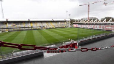 """Bientôt une reprise du championnat de Belgique de football ? Une telle décision """"est encore prématurée"""""""