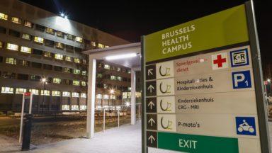 UZ Brussel : l'hôpital demande que tous les visiteurs et accompagnateurs portent un masque