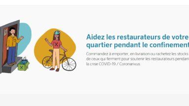 Aide-aux-restaurateurs.be, la plate-forme pour aider l'horeca mais aussi les consommateurs
