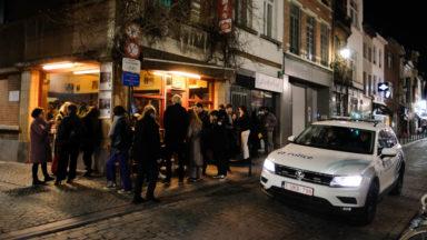 Une aide régionale de 3.000 euros pour les bars et cafés bruxellois obligés de ferme