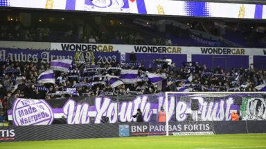 Football: le RSCA récolte 100.000 euros grâce à ses fans pour un projet de panneaux solaires