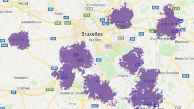 Proximus lance la 5G dans plus de 30 communes dont certaines autour de Bruxelles