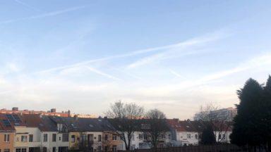 Un ciel ensoleillé mais des températures plus fraîches ce jeudi