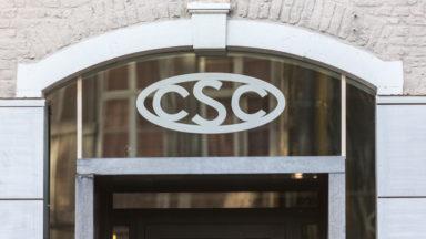 Grève nationale : la CSC organise aussi des actions