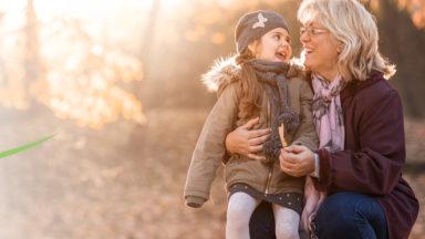 Les grands-parents en manque de leurs petits-enfants