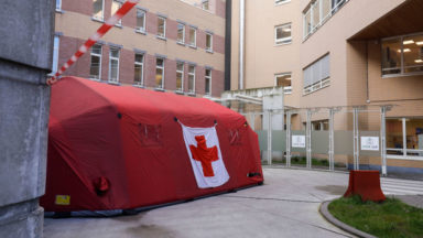 Le confinement précoce optimise la préparation dans les hôpitaux bruxellois