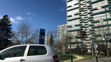 Molenbeek : un incendie a eu lieu dans un building du Boulevard Mettewie, trois blessés