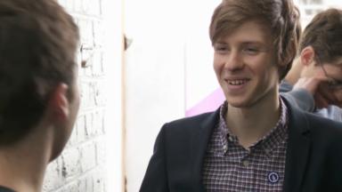 Foire du Livre : un jeune Bruxellois lauréat du Prix Laure Nobels
