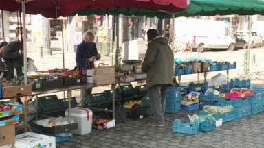 Le marché du Midi à Saint-Gilles rouvrira ce dimanche matin