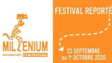 Reporté, le festival Millenium propose des documentaires à voir en ligne