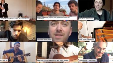 Music is Alive : les artistes vous invitent chez eux pour des sessions home-made