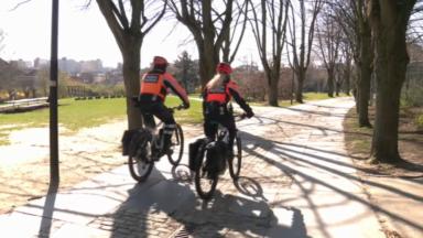 Les brigades cyclistes sont intervenues près de 85.000 fois en 2019