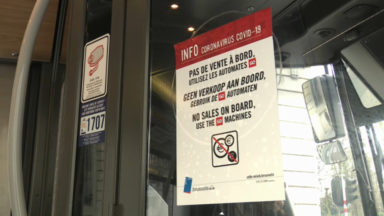 La Stib supprime la vente de titres de transport à bord