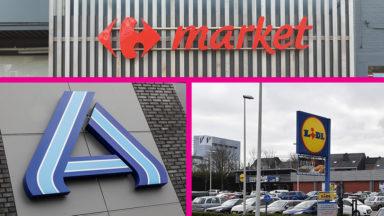 Lidl, Aldi et Carrefour, les supermarchés qui réduisent leurs heures d'ouverture