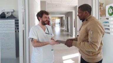 Le CHU Brugmann équipe ses patients de tablettes numériques