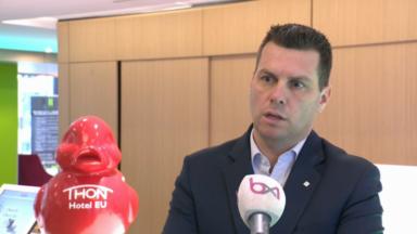 Coronavirus : les réservations dans les hôtels bruxellois sont en chute libre