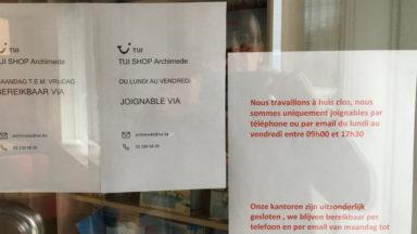 Les agences TUI désormais fermées au public